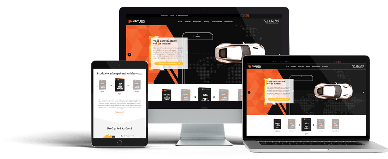 Tvorba responzivního webu