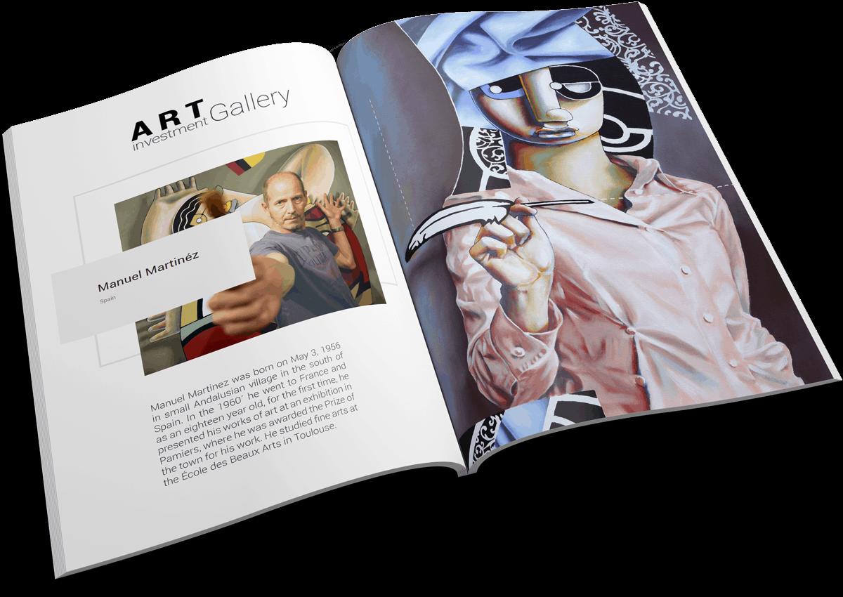 Tvorba magazínu